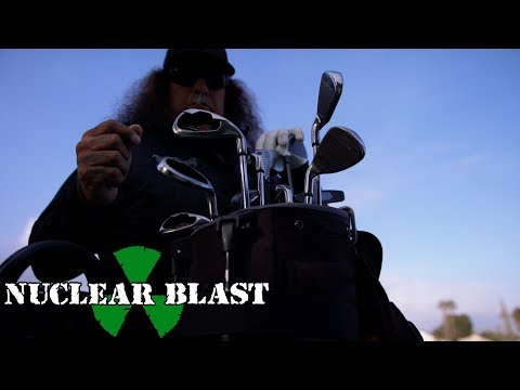 TESTAMENT - Chuck Billy In His Element - EARTH, AIR, FIRE, WATER (OFFICIAL TRAILER)