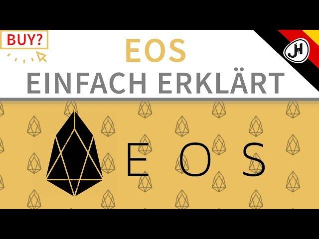 EOS einfach erklärt - lohnt sich der Einstieg?