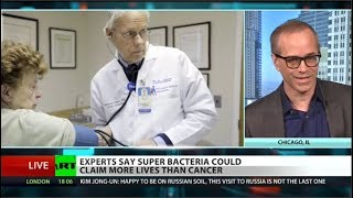 Antibiotic resistance to kill more people than cancer