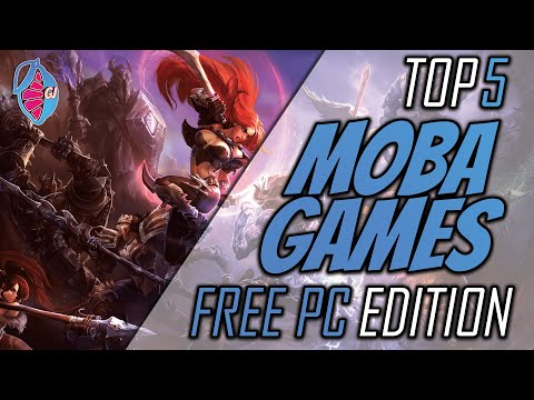 .. 5 Best MOBA Games for PC 2020 (Free Multiplayer Games!)