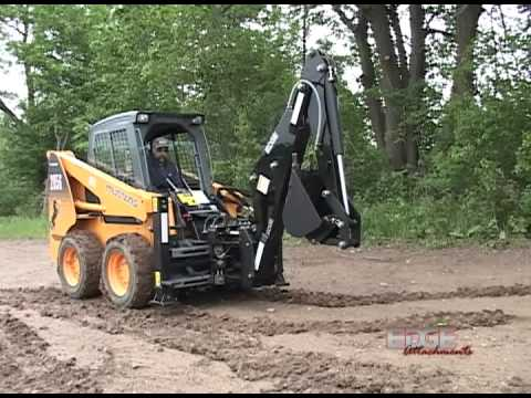 New EDGE In-Cab Backhoe Attachment