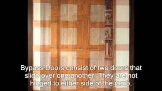 Comparison of Closet Door Styles