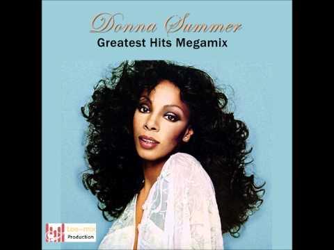 Donna Summer Greatest Hits Megamix 2012