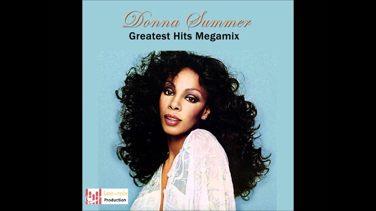 Donna Summer Greatest Hits Volume I II