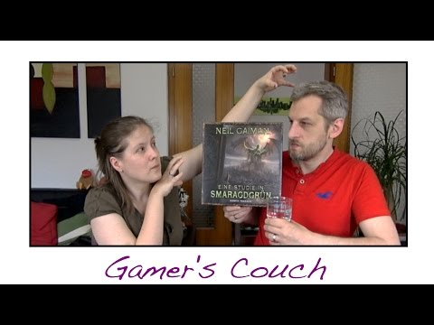 Gamer's Couch #86 - A Study In Emerald