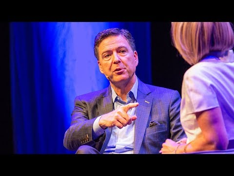 James Comey in Conversation with Emily Maitlis on Speaking Truth To Power