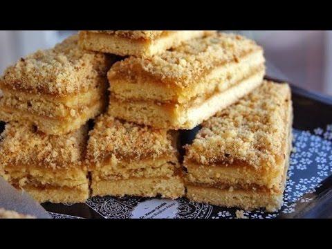 песочные пирожные рецепт