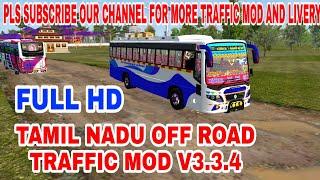 HOW TO ADD TN HD OFF ROAD TRAFFIC MOD ON BUS SIMULATOR INDONESIA V3.3.4