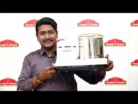 3 in 1 Multipurpose Table Top Grinder Smallest grinder ever 😃😃Meenakshi & Meenakshi