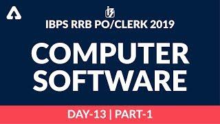 IBPS RRB PO/CLERK 2019   Computer Software   Part 1   Day 13   SBI PO/CLERK Computer Class    2 P.M screenshot 5