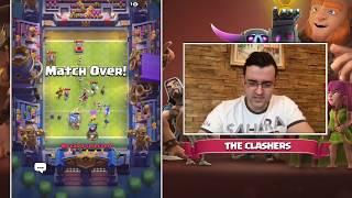 Clash Royale - Touchdown Challenge - ИЗНЕНАДА