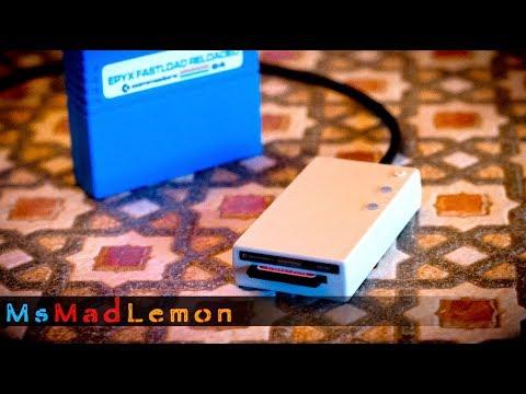 C64 - SD2IEC Setup including Multi Disk Games