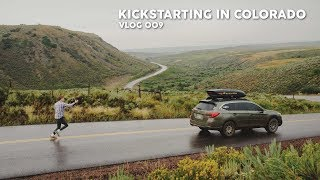 homepage tile video photo for VLOG 009: LIVSN KICKSTARTER CAMPAIGN