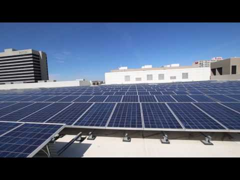 Salt Palace Convention Center -  Solar Renewable Energy Credit Program
