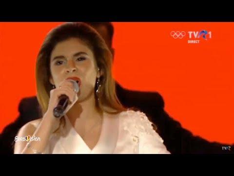 Teodora Dinu - Fly | Semifinala Eurovision 2018 de la Sighişoara