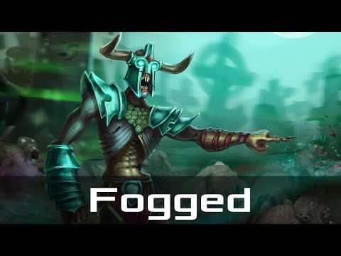 Fogged — Undying, Offlane (May 16, 2018) | Dota 2 patch 7.15 gameplay