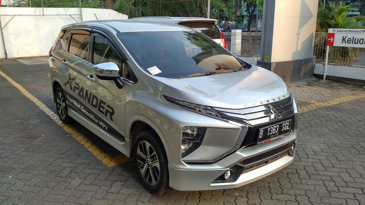 Aksesoris Resmi Mitsubishi Xpander Dan Harganya YouTube