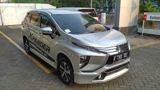 Aksesoris Resmi Mitsubishi Xpander dan Harganya