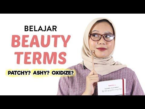 Istilah Makeup yang Perlu Kamu Tahu | Beauty 101