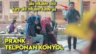 Telponan Sombong Punya Banyak Selingkuhan Di Samping Orang   Prank Indonesia