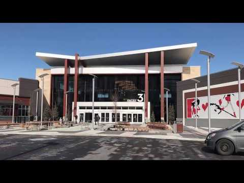 New Tsawwassen MILLS Mall Outlet Mới ở Delta Vancouver BC