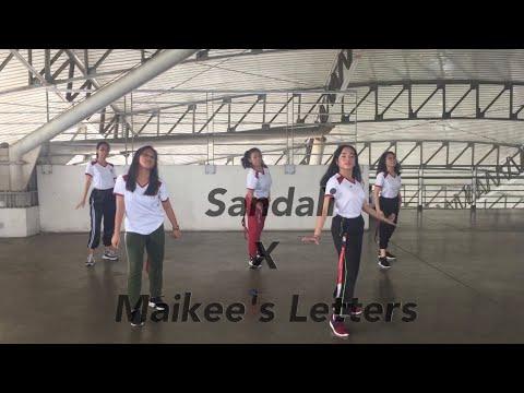 Sandali x Maikee&39;s Letters dance cover