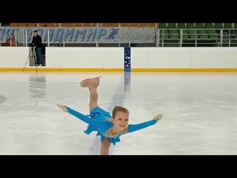 Нина Чиркова, 6 лет