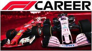 DISASTER... | F1 2017 Career Mode #132 | Belgian GP