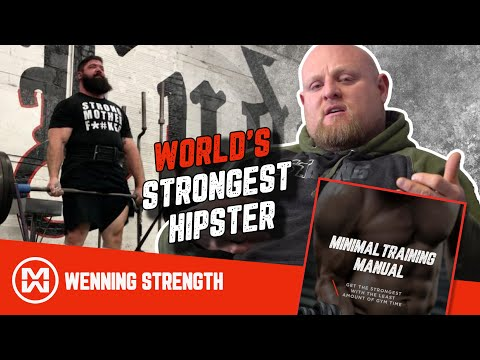 Worlds Strongest Hipster