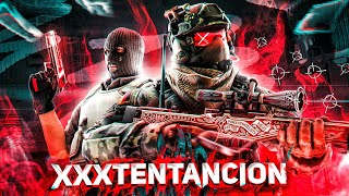 XXXTENTACION (collab) CS:GO MONTAGE