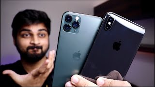 iPhone 11 Pro vs iPhone Xs Max Full Comparison in Hindi | India | Mohit Balani