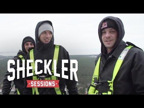Shotguns and Skateboarding in Estonia | Sheckler Sessions: S3E2