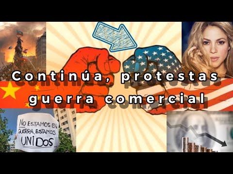 Protestas en Chile dictadura  / Tipo de cambio dolar hoy.