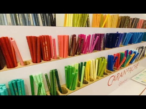 """So many """"delicious"""" pencils too choose from! Which one did I pick? 