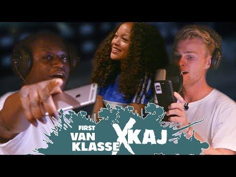 VAN KLASSE X KAJ (prod. CANÉ) | FIRST