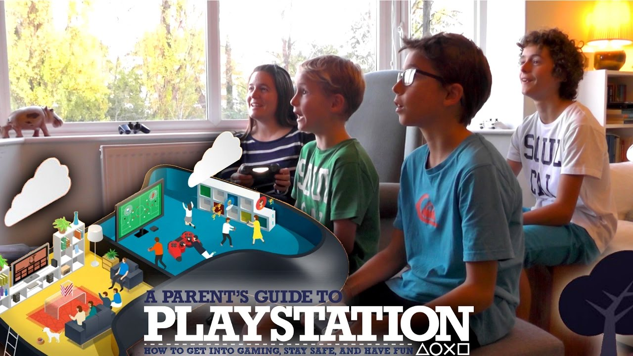 How To Share PlayStation 4 Games With Your Family