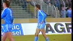 19.03.1986 Bayer Uerdingen   Dynamo Dresden 7:3 Wunder von der Grotenburg