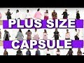 Plus Size Capsule Wardrobe Winter | CeCe Olisa
