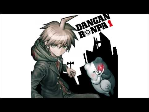 Danganronpa The Animation OP Full  03 Never Say Never Instrumental