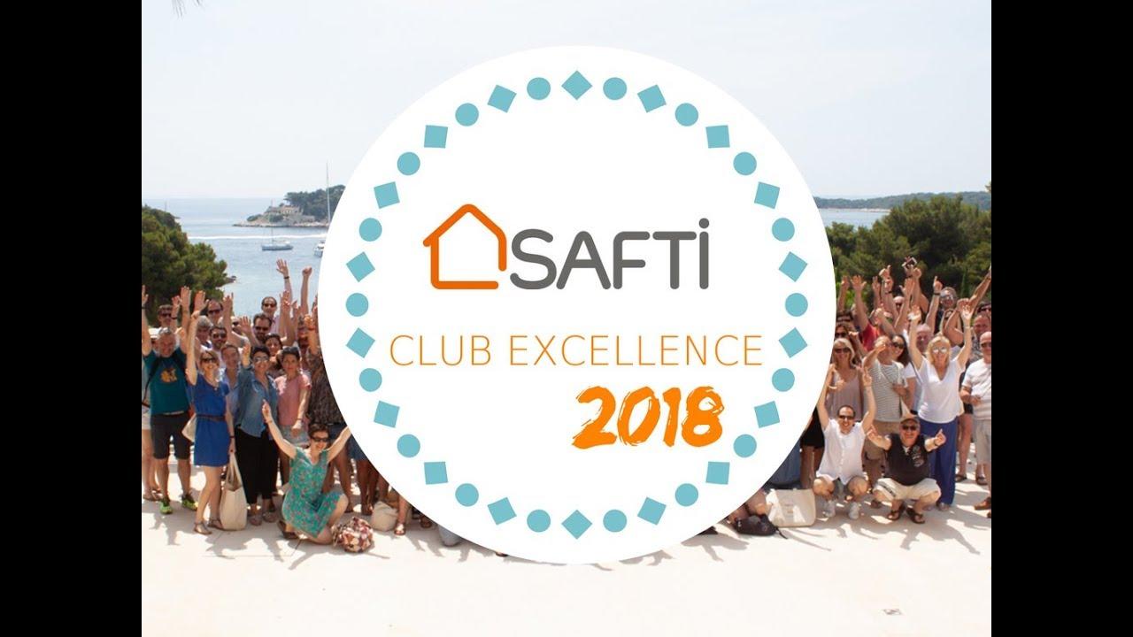 SAFTI - Club Excellence 2018 - YouTube 05f49ebcaf25