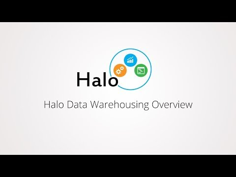 Halo Data Warehousing — From Disparate Data to Actionable Information