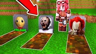 Minecraft ITA - NON SCEGLIERE LA TOMBA SBAGLIATA!!