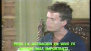 Genesis Interview - Madrid - Spain - Invisible Touch Tour - 1987