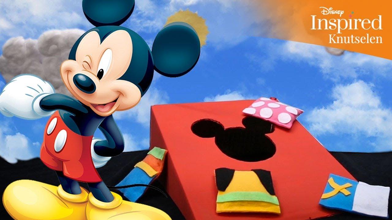 Beste Disney Inspired | Knutselen: Mickey's Ballenkraam | Disney NL TI-76