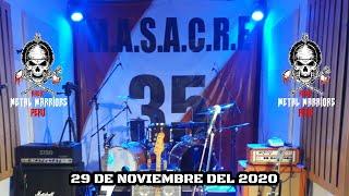 EVENTO: 35 AÑOS DE M.A.S.A.C.R.E.