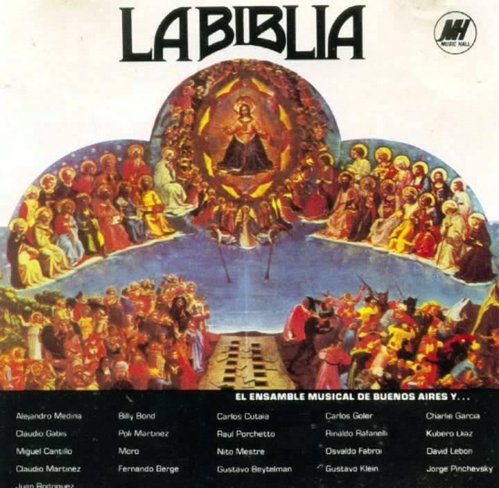 Ensamble Musical De Buenos Aires & La Pesada 1974