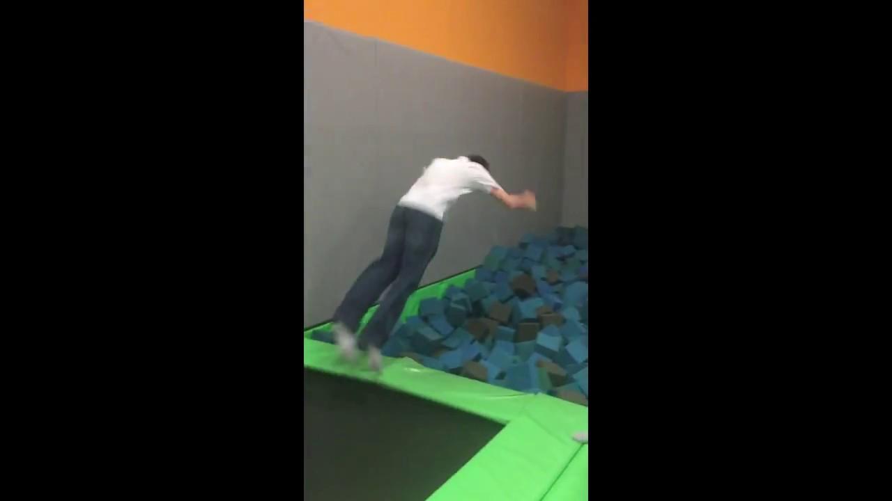 airmaxx trampoline park - birthday party