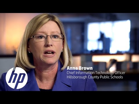 Hillsborough County Public Schools | Z Workstations | HP
