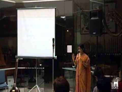 Carnatic Music - A Bridge Across by Vijayalakshmy Subramaniam