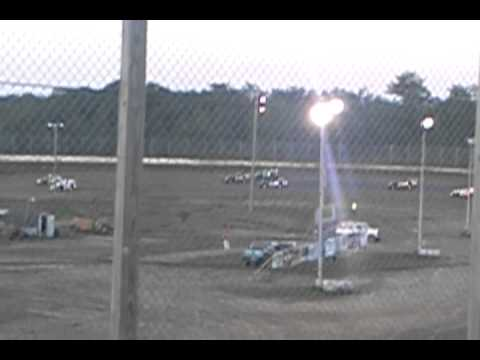 USMTS MODIFIEDS at eagle valley speedway b-main 1